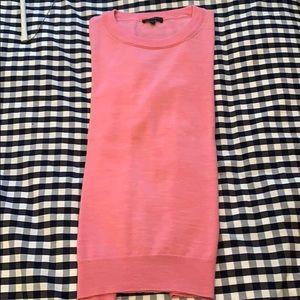 J crew Pink Tippi Sweater